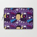 Sleepy Pattern Laptop Sleeve