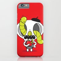 It's What's Inside That Counts iPhone 6 Slim Case
