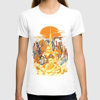 Smash! Zap!! Zooom!! - B… Womens Fitted Tee White SMALL