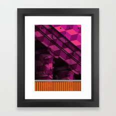 Government II Framed Art Print