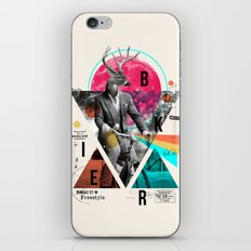 BIKER iPhone & iPod Skin