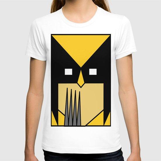 Minimal Wolverine T-shirt