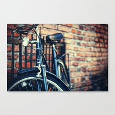 Cruiser in Krakow Canvas Print