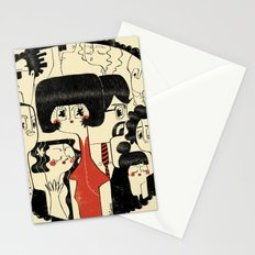 Crowd Stationery Cards