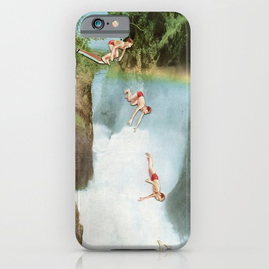 Diving Board iPhone & iPod Case