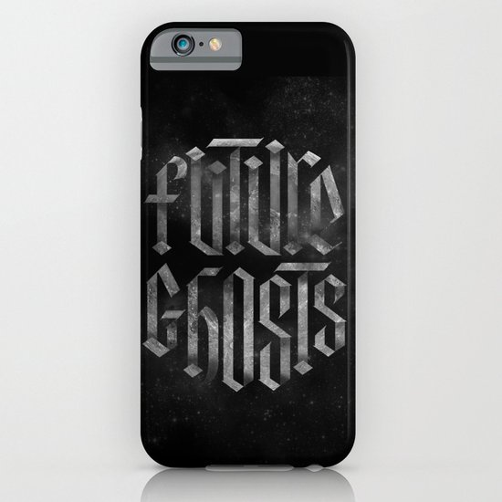 Future Ghosts iPhone & iPod Case