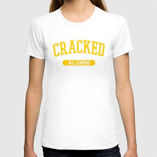 Cracked Alumni T-shirt