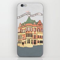 Archer Avenue iPhone & iPod Skin