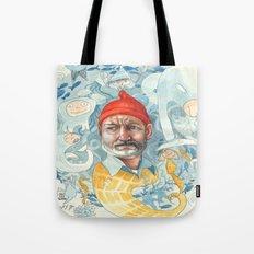 AQUATIC Tote Bag