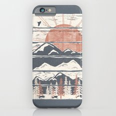 Winter Pursuits... iPhone 6 Slim Case