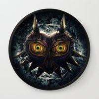 Epic Pure Evil Of Majora… Wall Clock