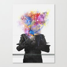 Glitch Mob Canvas Print