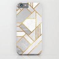 Gold City iPhone 6 Slim Case