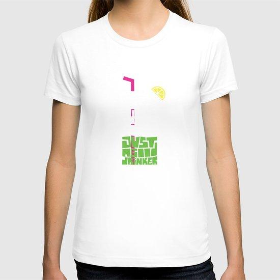 not that social just a good drinker T-shirt