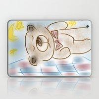 Bedtime Bear Laptop & iPad Skin