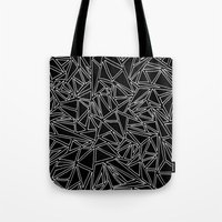 Abstract #001B Tote Bag