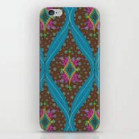teardrop pattern iPhone & iPod Skin