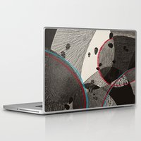 dance Laptop & iPad Skins featuring Dance by Julia Tomova