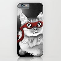 iPhone & iPod Case featuring Mr. Meowgi by Kiki Stardust (OLD)