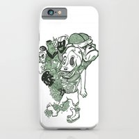 Necrophobia iPhone 6 Slim Case