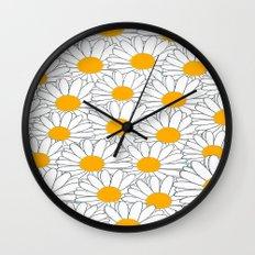 Marguerite-406 Wall Clock