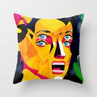 141114 Throw Pillow
