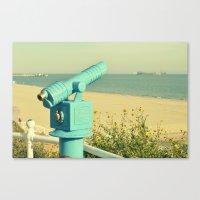 Sea Sight Canvas Print