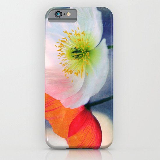 Evening Poppies iPhone & iPod Case