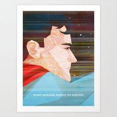 ALL-STAR Art Print