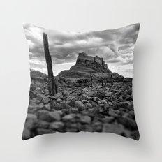 Lindisfarne Throw Pillow