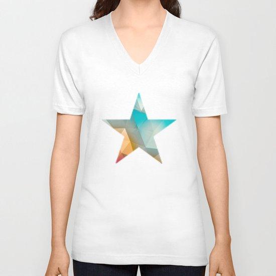 Land Sphere V-neck T-shirt