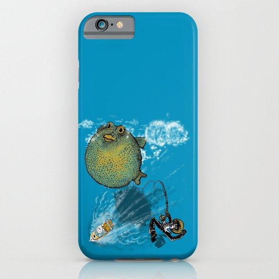pufferfish baloon iPhone & iPod Case