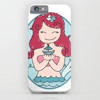 Cute Mermaid iPhone 6 Slim Case