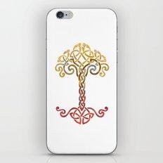 Woven Tree of Life iPhone & iPod Skin