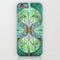 iPhone & iPod Case featuring Verdigris by CreativeByDesign