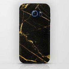 Black Beauty V2 #society6 #decor #buyart Galaxy S6 Tough Case