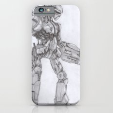 Robot Warrior iPhone 6 Slim Case