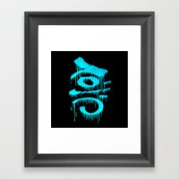 Jameel Framed Art Print