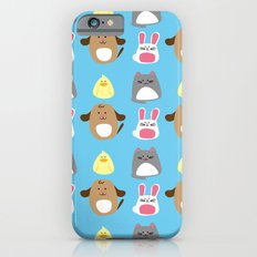 Cute animals iPhone 6s Slim Case