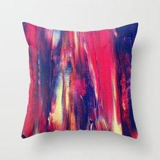 Abstract Painting 24 Throw Pillow