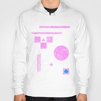 Hoody featuring Futurism by Fimbis
