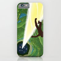 iPhone & iPod Case featuring Descent by Elizabeth Kidder