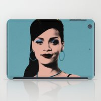 Rihanna Pop Art iPad Case