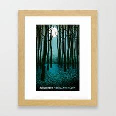 Transfigured Night - Verklarte Nacht  - Schoenberg Framed Art Print