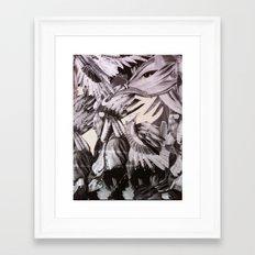 AMERICAN NATIVES Framed Art Print