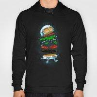 The Astronaut Burger Hoody