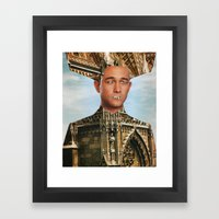 Oracle (City Eater) Framed Art Print