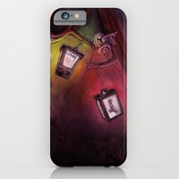iPhone & iPod Case featuring catch me if I fall by Rouble Rust