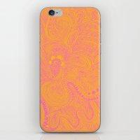Scribblez iPhone & iPod Skin