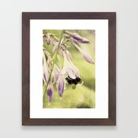 Is that you Spring Framed Art Print